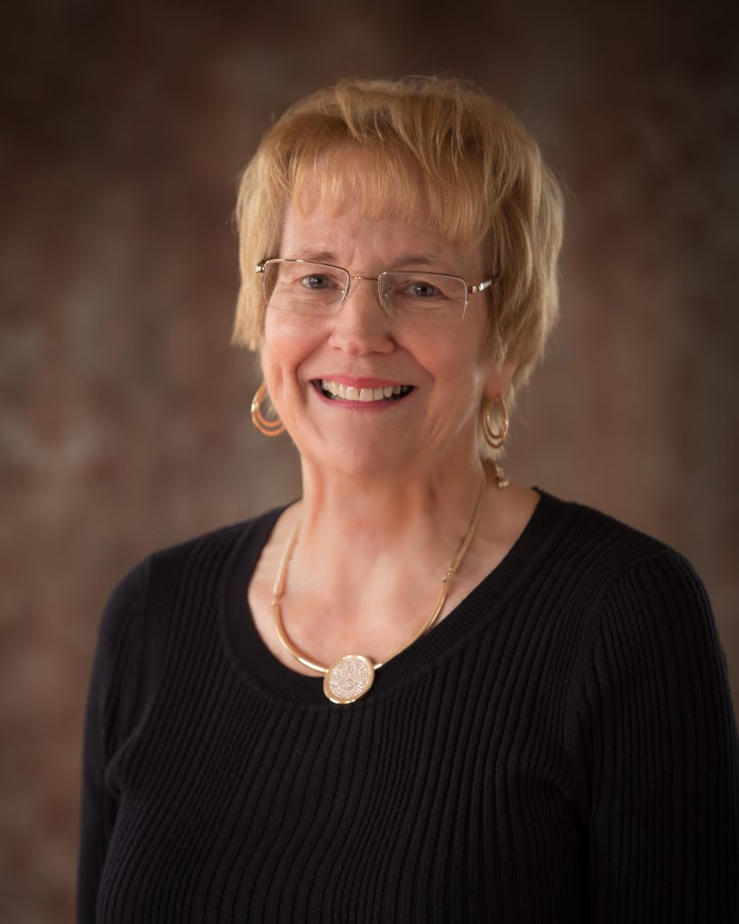 Marcia Delany Ph.D. 3.1.18