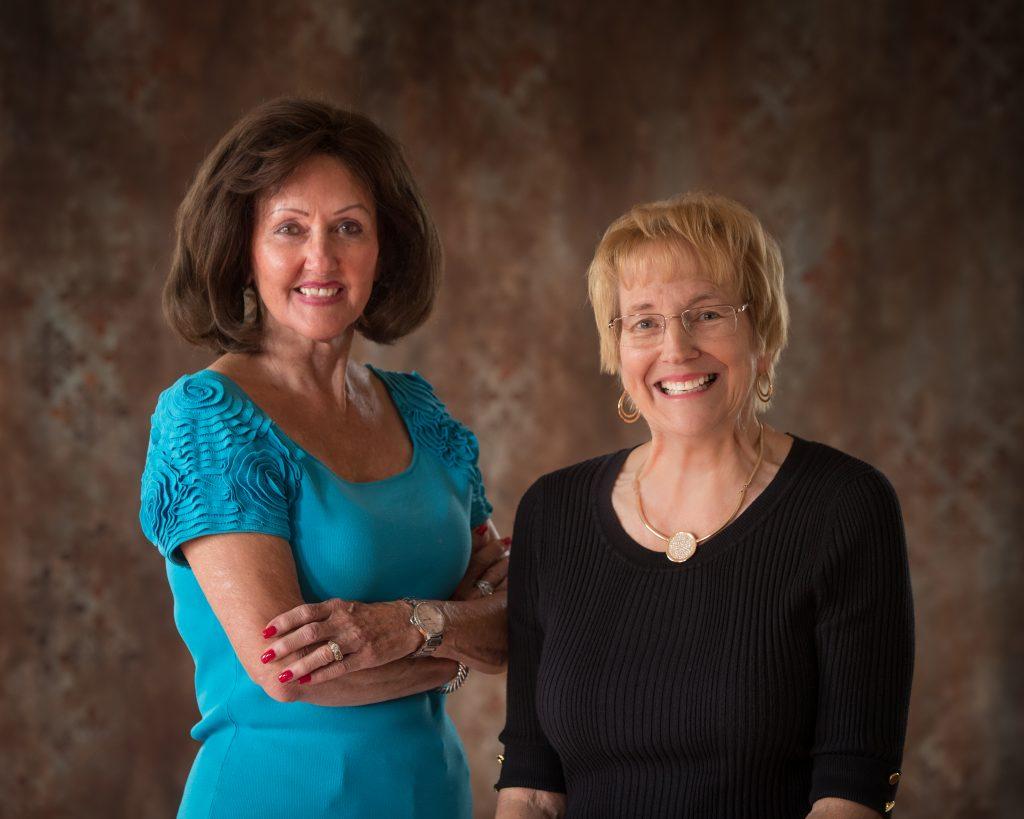 Patsy and Marcia 3.1.18