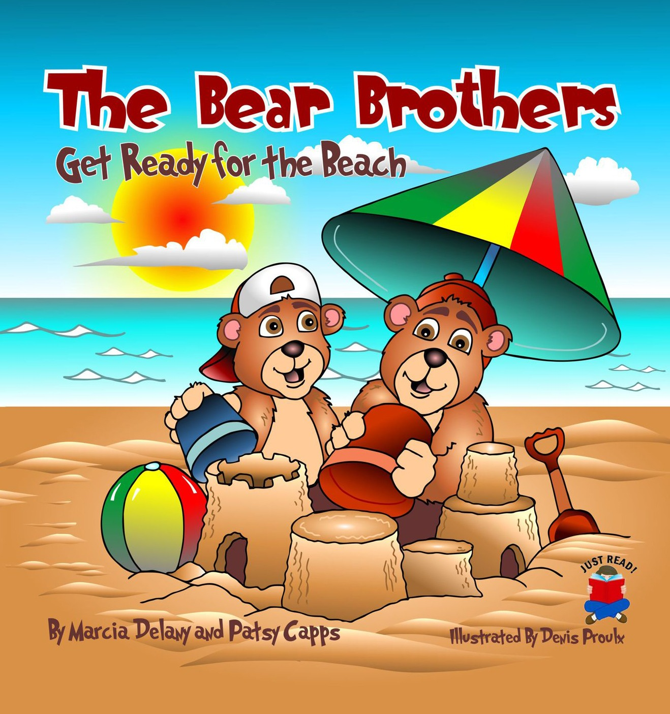 The Bear Brothers Get Ready for the Beach